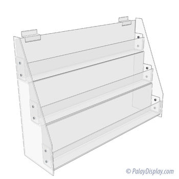 3-Tier Card Rack