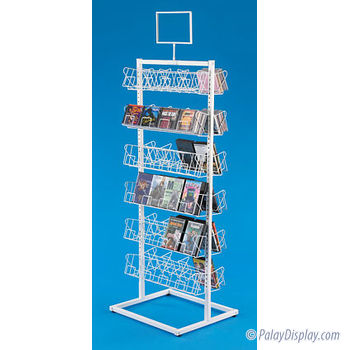 CD Display - CD and DVD Display Merchandiser