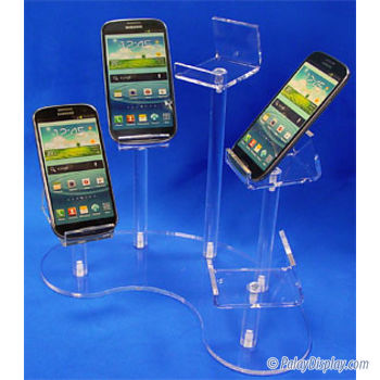 Curved Cell Phone Display Group