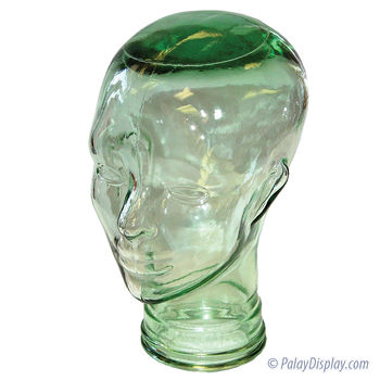 Deluxe Glass Display Head