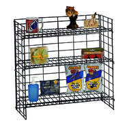3 Shelf Countertop Rack