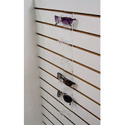 6 Level Slatwall Eyewear Display