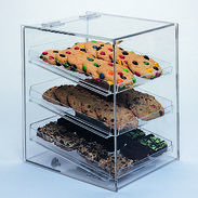 Bakery Display Case -  Three Tier