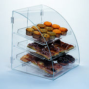 Bakery Display Case - Euro Styling