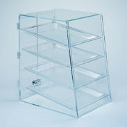 Bakery Display Case - Four Tier