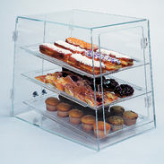 Bakery Display Case - Slant Front/Self Serve