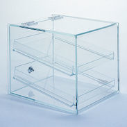 Bakery Display Case - Two Tier