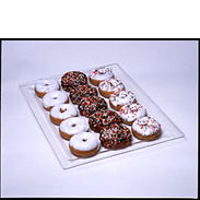 "Bakery Display Case Tray - 13 5/8""W x 18 1/4""D"
