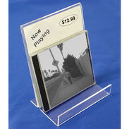 CD Easel With Sign Holder
