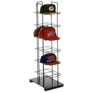 Cap Rack - Countertop Cap Tower