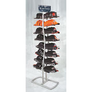 Cap Rack - New Wave Double Cap Tower