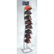 Cap Rack - New Wave Single Cap Tower