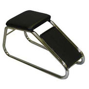 Chrome Shoe Fitting Stool