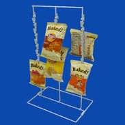Counter Chip Rack - 36 Clips