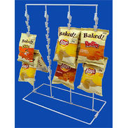 Counter Chip Rack - 48 Clips