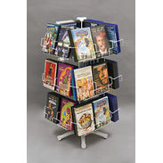 DVD Display - Counter Rack
