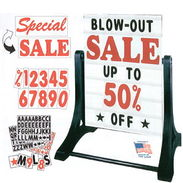 Deluxe Changeable Message Sign