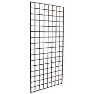 Gridwall Panel 2' x 6' Black - Upper Midwest Delivery Area