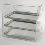 Half-Size Sheet Pan Display Case