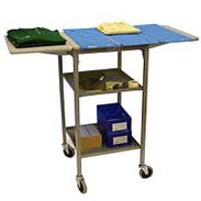 Heavy Duty Mobile Utility Table