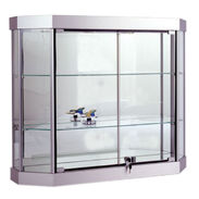 Hexagon Wall Mount Display Case