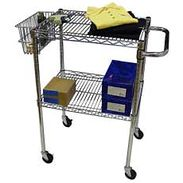 Mobile Utility Work Cart