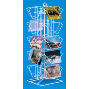 Postcard Rack - 20 Pocket