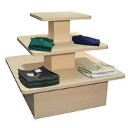 Prestige 3 Tier Square Display Table