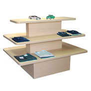 Prestige Rectangular 3 Tier Display Table