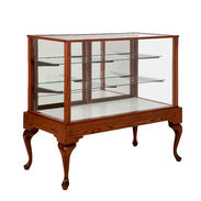 Queen Anne Display Case - Full Vision