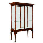 Queen Anne Stretched Tower Display Case