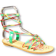 Sandal Form, Women's Medium Rise