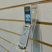Slatwall Cell Phone Display