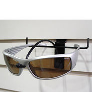 Slatwall Sunglass Display - Black