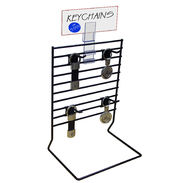 Small Linear Counter Rack - Black