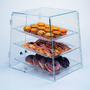 Three Tier Bakery Display Case