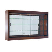 Upsilon Wall Mount Display Case