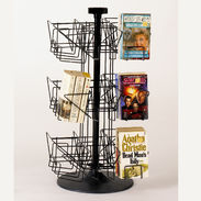 Video Countertop Spinner Rack
