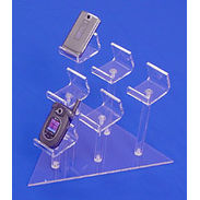 Wedge Cell Phone Display Group